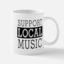 Support Local Music Mugs