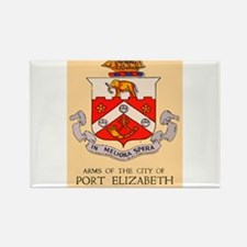 Arms of Port Elizabeth Magnets