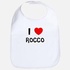 Cute Rocco Bib