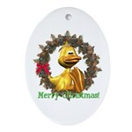 Eggbert Oval Ornament