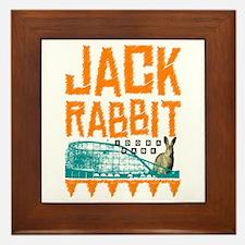 IDORA Jack Rabbit Framed Tile