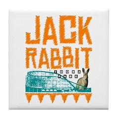 IDORA Jack Rabbit Tile Coaster