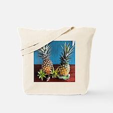 Pineapples / Piñas Tote Bag