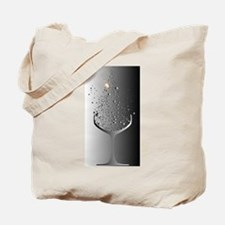 Glass Of Bubbles Tote Bag