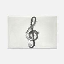 TREBLE CLEF Magnets