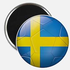 Sweden Soccer Magnets