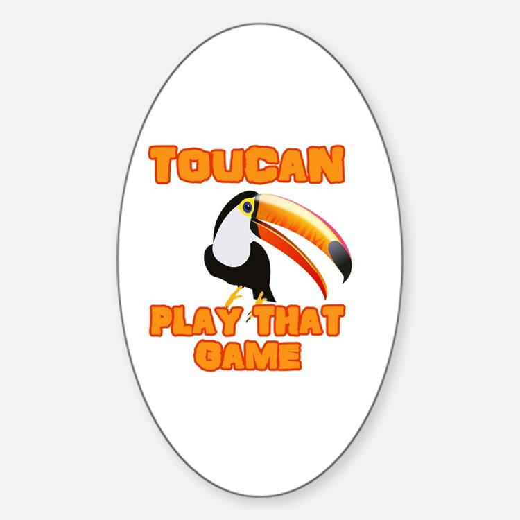 Cute Toucan birds Decal