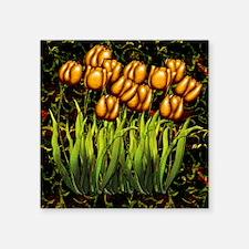 Harvest Moons Tulips Sticker