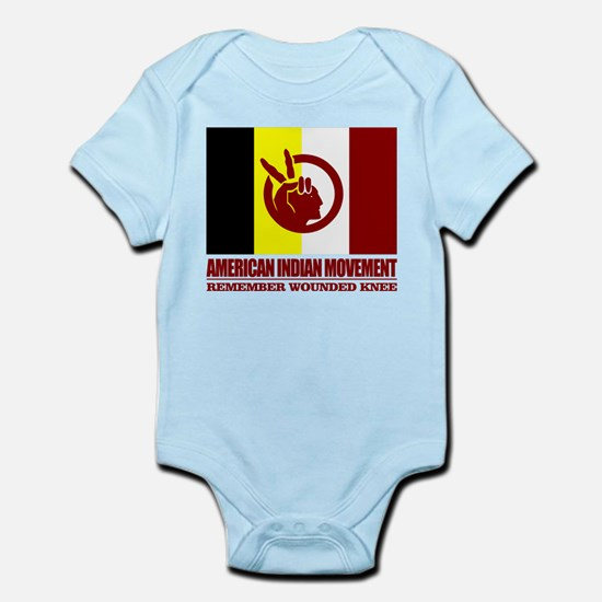 American Indian Movement Body Suit
