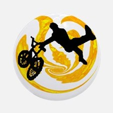 TAILWHIP Round Ornament