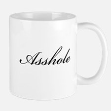 Large Asshole Mugs