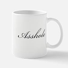 Large Asshole Mugs