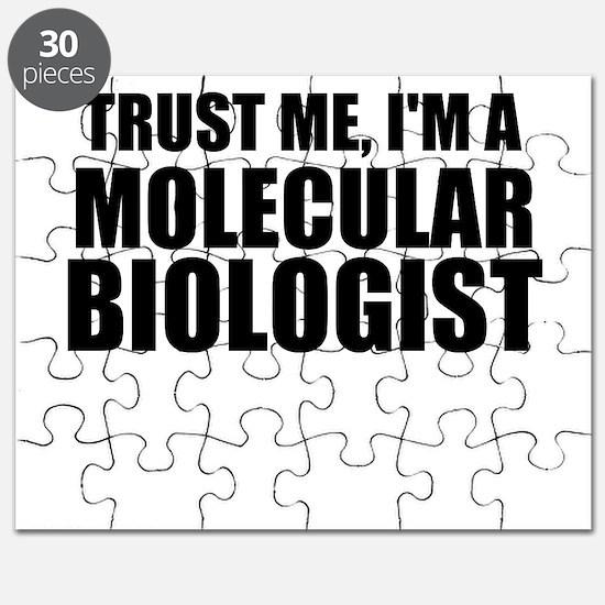 Trust Me, I'm A Molecular Biologist Puzzle