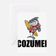 Cozumel Greeting Cards