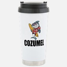 Cozumel Travel Mug