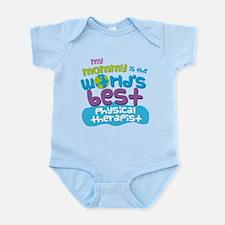 Physical Therapist Gift for Kids Infant Bodysuit