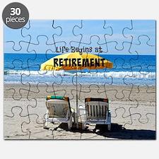 Unique Retired Puzzle