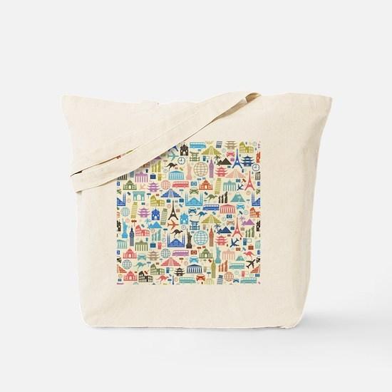 Cool Travel Tote Bag