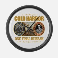 Cold Harbor (FH2) Large Wall Clock