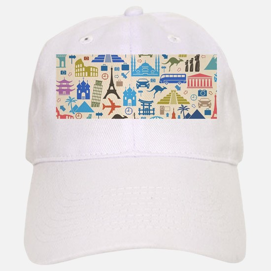 world Travel Hat