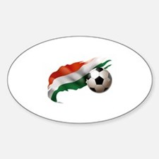 Hungary Soccer Decal