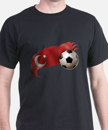 Turkey Soccer T-Shirt