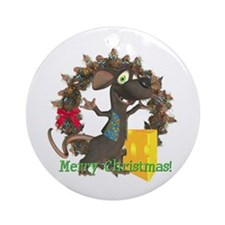 Rattachewie Ornament (Round)