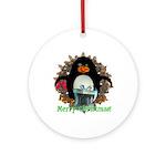 Pongo Penguin Ornament (Round)