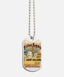 Funny 1890 Dog Tags