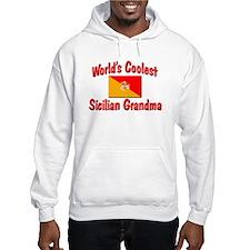 Coolest Sicilian Grandma Hoodie