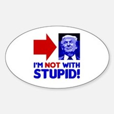 Cute Stupid republicans Decal