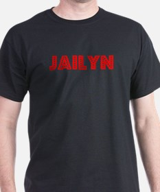Retro Jailyn (Red) T-Shirt