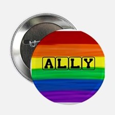 "Cool Gay rights 2.25"" Button"