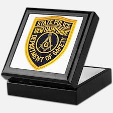 NHSP Freemason Keepsake Box