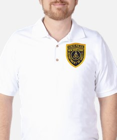 NHSP Freemason Golf Shirt