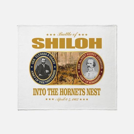 Shiloh (FH2) Throw Blanket