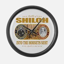 Shiloh (FH2) Large Wall Clock