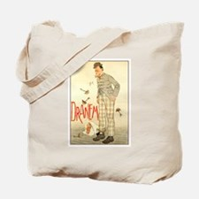 Funny 1890 Tote Bag