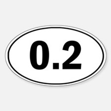 0.2 Running Decal Funny Decal