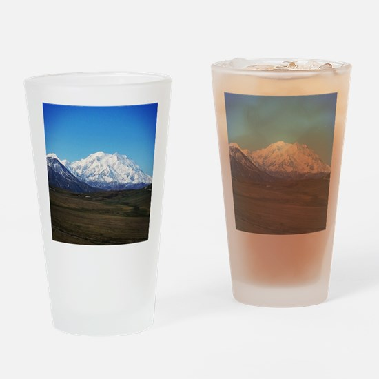 Cute Mt mckinley Drinking Glass