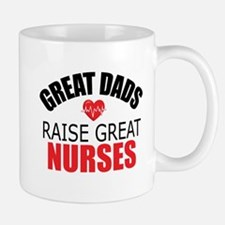 Dad of Nurse Mug
