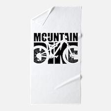 Mountain Bike Beach Towel