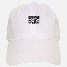 Mountain Bike Baseball Baseball Cap