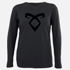 Cute Shadowhunter Plus Size Long Sleeve Tee