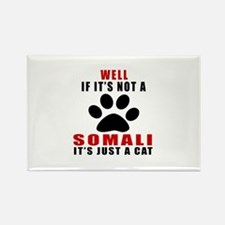If It's Not Somali Rectangle Magnet
