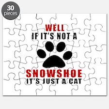 If It's Not Snowshoe Puzzle