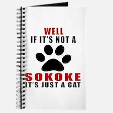 If It's Not Sokoke Journal