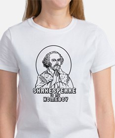 Shakespeare is my Homeboy Women's T-Shirt