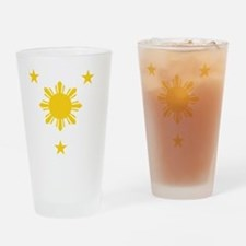 Unique Pinoy Drinking Glass