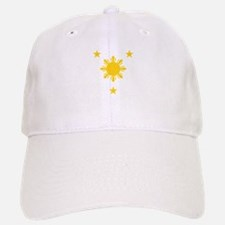 Philippines 3 Star and Sun Cap